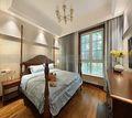 140平米四室三厅欧式风格卧室图片