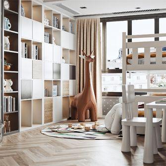 120平米三室一厅宜家风格儿童房装修图片大全