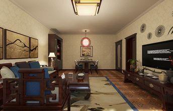 3-5万70平米一室一厅中式风格客厅设计图