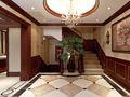 10-15万120平米三室一厅欧式风格楼梯图片大全