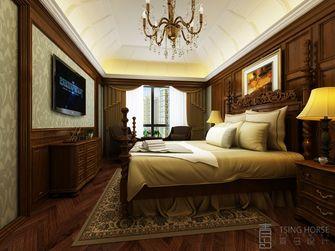 140平米四室四厅英伦风格卧室装修案例
