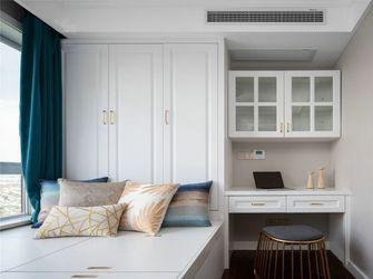 140平米四室两厅欧式风格书房设计图