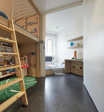 100平米三室两厅日式风格儿童房装修案例