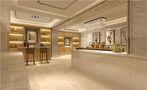 20万以上140平米现代简约风格餐厅图片