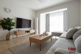 80平米日式风格客厅图片大全