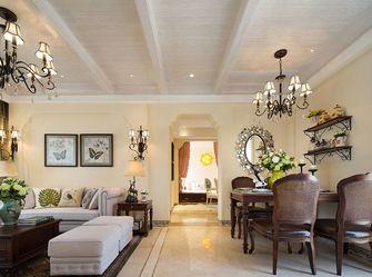 140平米三室两厅东南亚风格走廊装修案例
