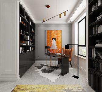 140平米别墅其他风格书房装修案例