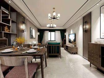110平米三中式风格餐厅欣赏图
