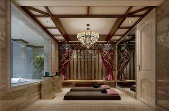 20万以上140平米别墅东南亚风格健身室装修效果图