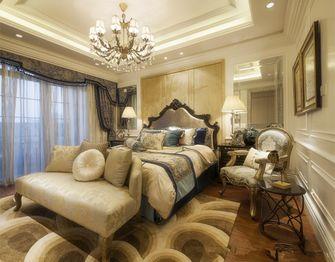 140平米公寓法式风格卧室装修图片大全