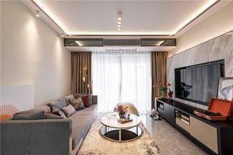 100平米三室三厅宜家风格客厅欣赏图