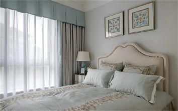 100平米公寓法式风格卧室图