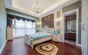 140平米四欧式风格卧室效果图