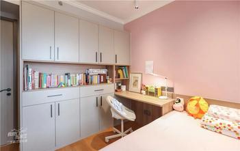 110平米三现代简约风格儿童房装修图片大全