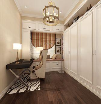140平米三室两厅东南亚风格书房装修案例