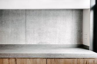 70平米一居室混搭风格厨房装修案例