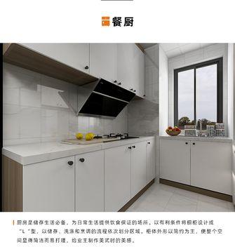 60平米三北欧风格厨房图片大全