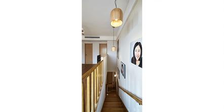 5-10万140平米复式日式风格楼梯设计图