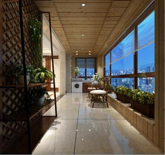 140平米三室两厅美式风格阳光房欣赏图