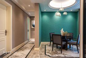 140平米三室兩廳混搭風格餐廳效果圖