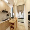 50平米一室一厅日式风格厨房装修图片大全