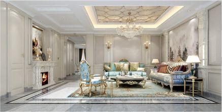 140平米别墅法式风格客厅图片
