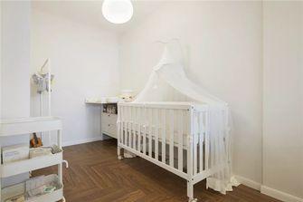 90平米三室两厅法式风格卧室装修图片大全