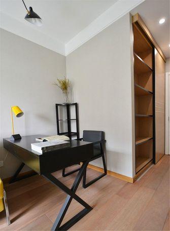 100平米三室两厅中式风格书房效果图