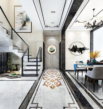 70平米中式风格阁楼设计图