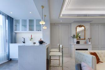 90平米三室一厅法式风格厨房装修案例