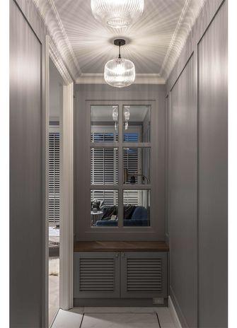 60平米一居室北欧风格玄关设计图