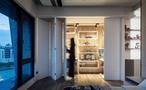 140平米四室三厅地中海风格阳台效果图