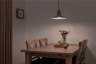120平米四室四厅日式风格餐厅装修效果图