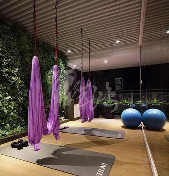 100平米三欧式风格健身室图