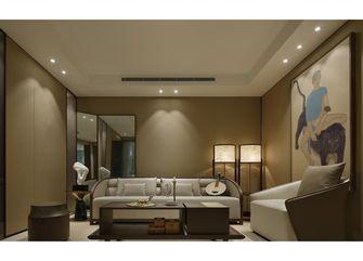 140平米三室三厅中式风格客厅欣赏图