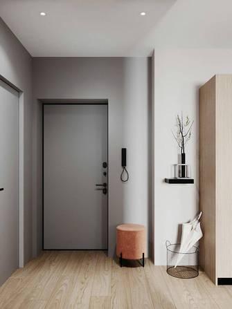 50平米小户型现代简约风格玄关图