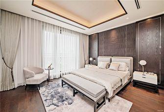 140平米四混搭风格卧室欣赏图