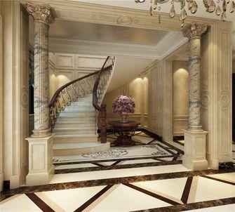 富裕型120平米欧式风格楼梯图片