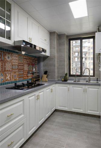 30平米以下超小户型北欧风格厨房欣赏图