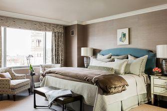 50平米公寓美式风格卧室设计图