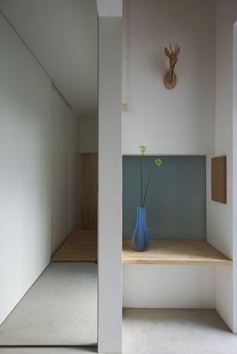 80平米复式日式风格玄关欣赏图