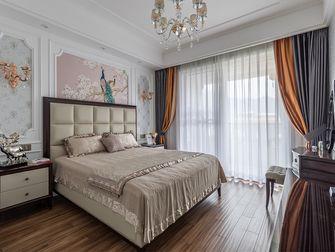 经济型140平米三室两厅法式风格卧室欣赏图