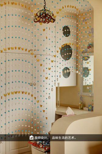 110平米三室两厅地中海风格衣帽间欣赏图
