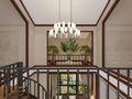 豪华型140平米复式中式风格楼梯欣赏图