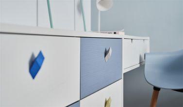 110平米北欧风格储藏室图