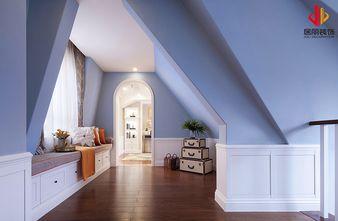 130平米四室两厅美式风格阁楼图片大全