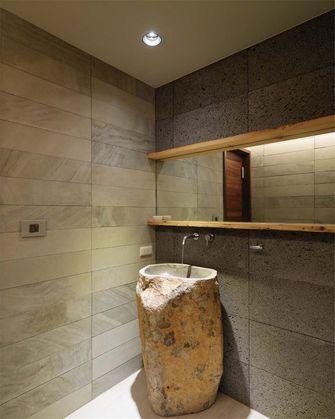 100平米一室一厅欧式风格卫生间设计图