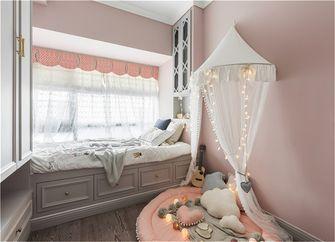 120平米三室一厅美式风格儿童房图片大全