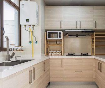 100平米三室两厅日式风格厨房装修图片大全