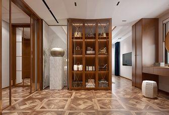 140平米三室两厅中式风格衣帽间效果图